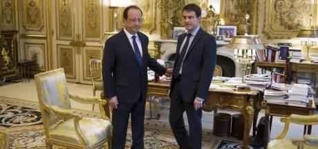 Une photo du bureau de François Hollande fait jaser