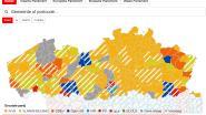 Hoe heeft uw gemeente gestemd? Volg hier hoe alle uitslagen in real-time binnenstromen