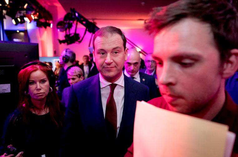 De totale implosie van de PvdA bleek nog erger dan voorspeld. Beeld anp