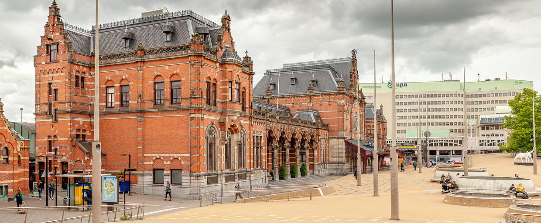 bbff35b25d7 Station Groningen gaat spectaculair op de schop voor 'een nog mooier ...