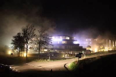 Brand in hotel Kamperduinen onder controle; 170 gasten geëvacueerd