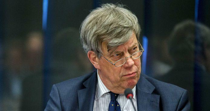 Oud-minister Ivo Opstelten.