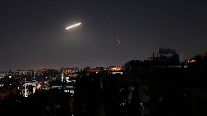 Syrische staats-tv: luchtafweer haalt Israëlische raketten neer