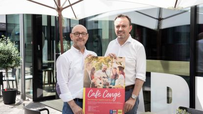 Café Congé laat centrum bruisen
