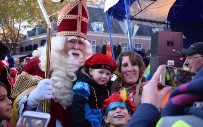 Sinterklaas komt op 30 november naar het LEV-gebouw in Geldrop.