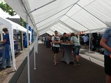Muziekfestival BecoDok in Boxtel rustig van start