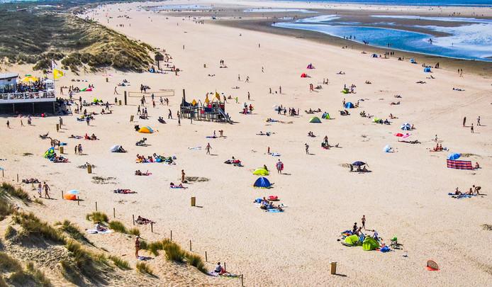 Het strand van Ouddorp scoort al jaren goed.