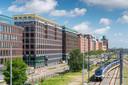 Het hoofdkantoor van de Enexis Groep in Den Bosch.