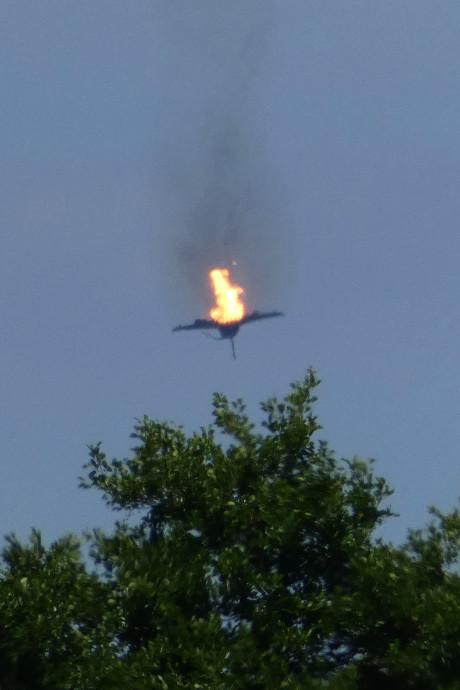 Crash entre deux avions militaires en Allemagne: un pilote décédé