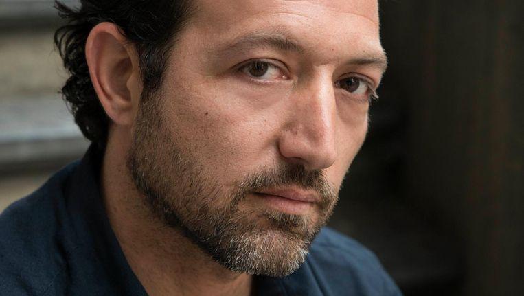 Bengin Dawod: 'De geur van koffie, dat is Damascus.' Beeld Charlotte Odijk