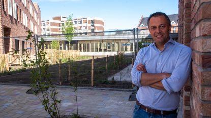 """Nieuwe voorzitter Open Vld Egbert Lachaert blijft Merelbeke trouw: """"We staan hier voor grote uitdagingen"""""""