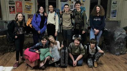 De Alsembloem Juniors spelen allereerste productie 'Kamp' in Destelheide