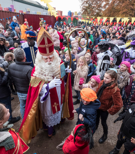 'Intocht Sinterklaas hier veel relaxter dan in Nijmegen'
