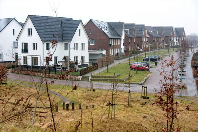 In Arnhem-Noord kwam er de afgelopen jaren een hele wijk bij, op het voormalige kazerneterrein Saksen Weimar.