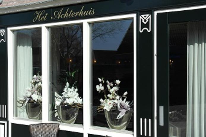 Het Achterhuis, de zaal van restaurant De Tipbrug.