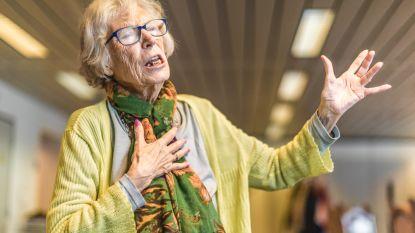 """170 senioren houden eerste repetitie voor liveconcert in De Singel : """"Muziek, dat is léven he"""""""