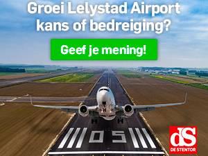 Groei Lelystad Airport kans of bedreiging?