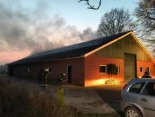 Eigenaar schuur Fleringen: 'Meteen met brandblusser er op af gegaan'