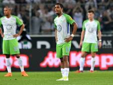 Bazoer en Verhaegh hard onderuit met Wolfsburg