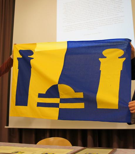 Bennekomse vlag te koop op Vlegeldag