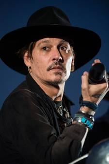 Johnny Depp maakt excuses voor 'slechte' Trump-grap