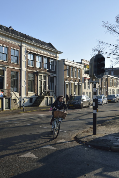 Gemeente Gouda neemt genoegen met minder inkomsten in ruil voor meer groen op Fluwelensingel