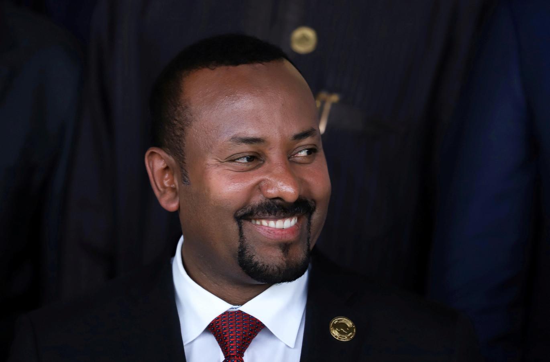 Premier Abiy Ahmed.