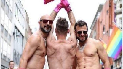 """Aalsterse Vlaams Belanger over Gay Pride: """"Walgelijke toestanden"""""""