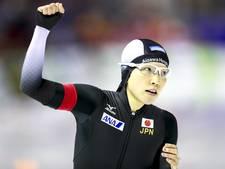 Onbedwingbare Kodaira wint ook derde sprintafstand