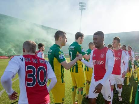 ADO Den Haag speelt met veel oud-Ajacieden tegen rivaal