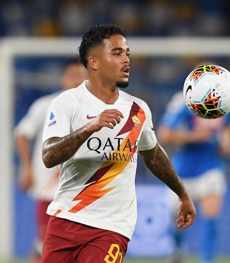 Roma-coach Fonseca nu wel tevreden over Kluivert