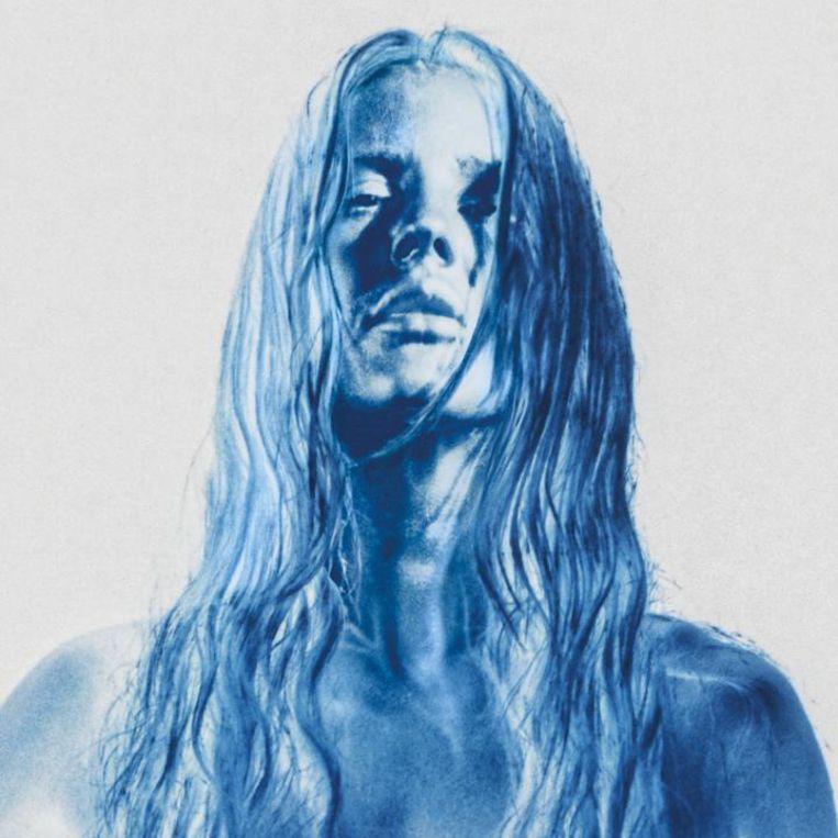 Brightest Blue van Ellie Goulding. Beeld