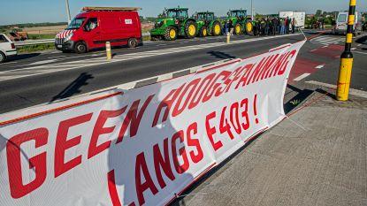 Actiecomité organiseert infomoment over hoogspanningslijn langs E403