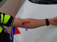 Agenten doelwit in omgeving Almelo: bespuugd, beledigd en in arm gebeten