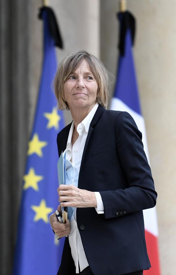 La députée MoDem et ancienne ministre des Affaires européennes d'Emmanuel Macron, Marielle de Sarnez.