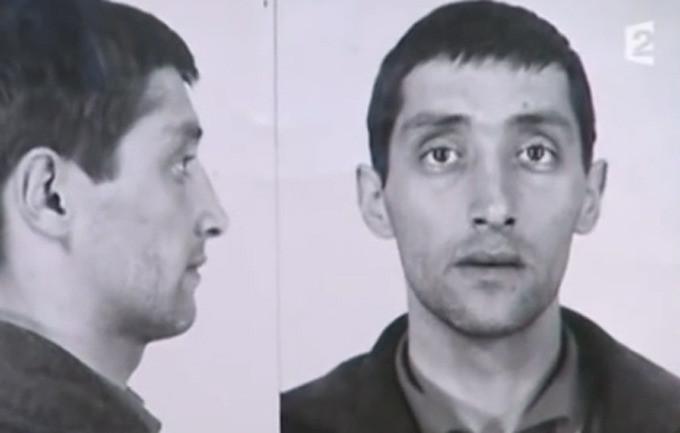 """Albert Spaggiari était le cerveau du """"casse du siècle"""" de la Société Générale, le 18 juillet 1976 à Nice. (Capture d'écran)"""