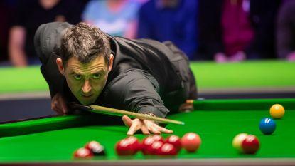 Jarige O'Sullivan op een drafje naar kwartfinales UK Championship snooker - Maguire schakelt na thriller wereldkampioen uit