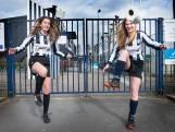 Filmpje van met wc-rollen voetballende meisjes gaat viral