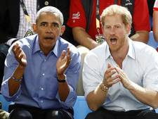 Prins Harry interviewt Barack Obama voor radioprogramma