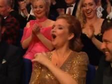 Actrice vat verlies bij Musical Awards weinig sportief op: 'Godverdomme!'
