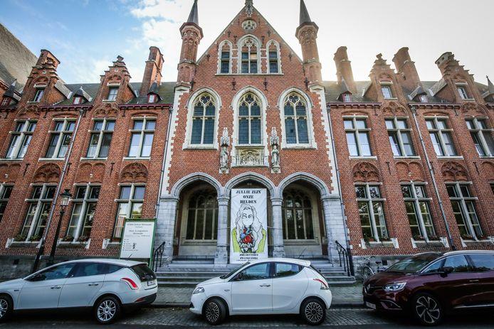 Woon en zorgcentrum Minnewater Brugge