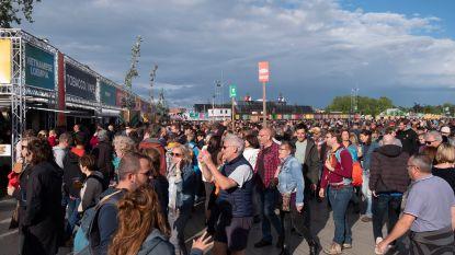 14.000 festivalgangers kiezen voor De Lijn