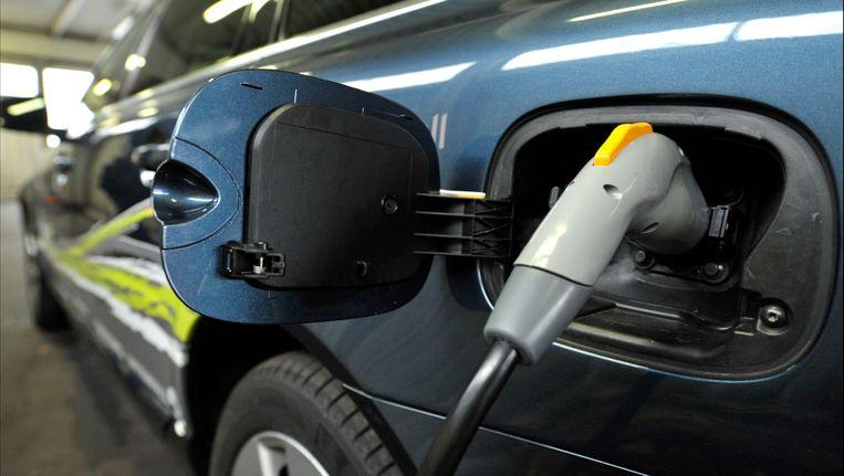 Belg Wil Niet Betalen Voor Duurdere Elektrische Auto Autosalon