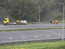 A13 afgesloten geweest vanwege ongeval