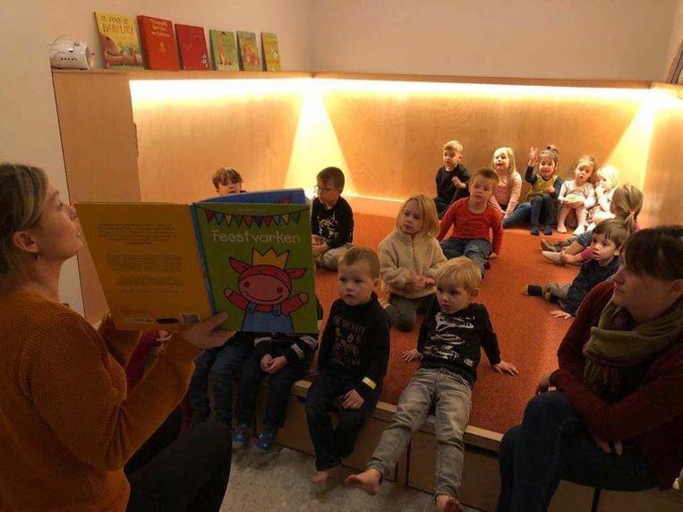 Archiefbeeld: Feestvarken vzw liet kinderen in De Speelclub op een speelse manier met kinderarmoede kennismaken.