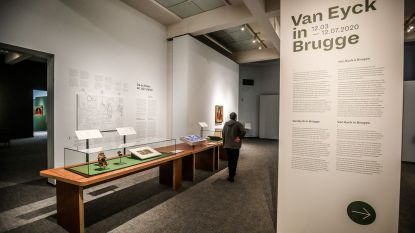 """""""In Gent ontdek je Van Eyck in de breedte, in Brugge leer je meer in de diepte"""": Vlaamse meester staat centraal in Groeningemuseum"""