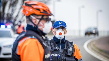 Politie heeft dit zonnig weekend geen medelijden met corona-overtreders: 250 euro boete