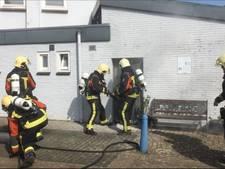 Brandalarm in Terneuzen: Twee deuren ingeramd, maar geen onkruid meer
