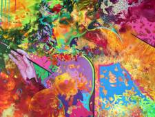 Kunstschilder Mathisse Arendsen wint Culturele Prijs Goes