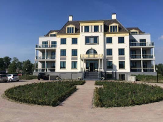 Villa Sluysoort in Maarssen telt 24 appartementen